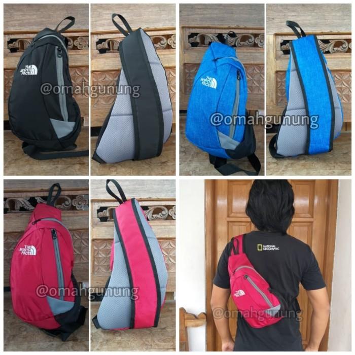 harga Sling bag / tas slempang punggung tali satu the north face Tokopedia.com
