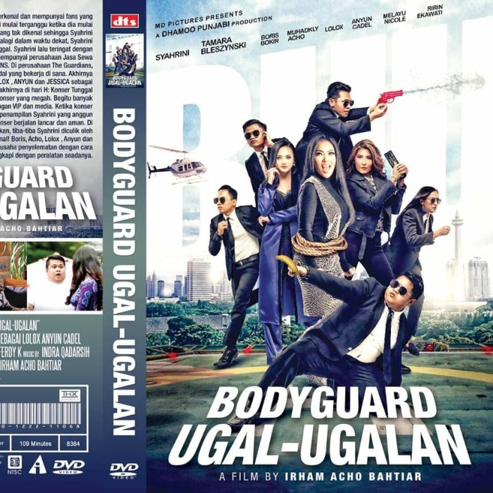 Jual Bodyguard Ugal Ugalan Jakarta Barat Tkb Dvd Shop Tokopedia