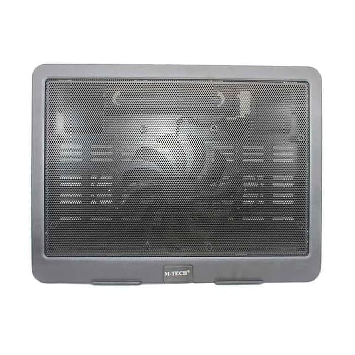 Cooling Pad Laptop / Kipas Laptop M-Tech N-19 - Hitam