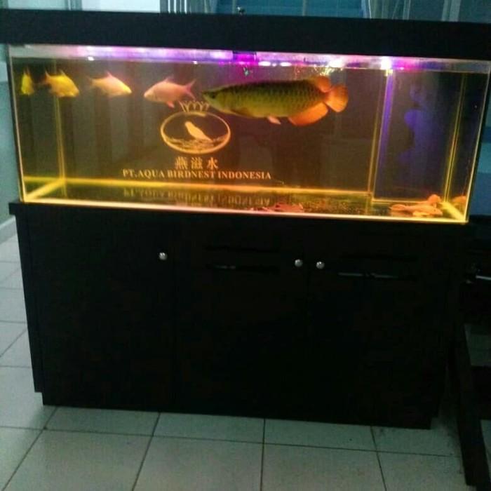 Jual Aquarium Arwana P150xl50xt50 Kaca Full 12 Mili Kota Tangerang Aquaticqi Tokopedia