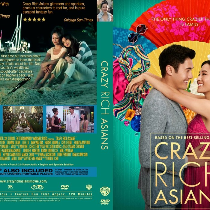 Jual Crazy Rich Asians 2018 Jakarta Barat M Collector Tokopedia