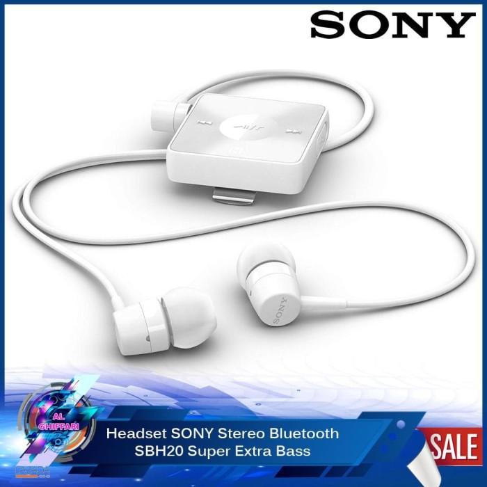 bbddcd3284c Jual Headset Bluetooth SONY SBH-20 | OEM - DKI Jakarta - Revolution ...