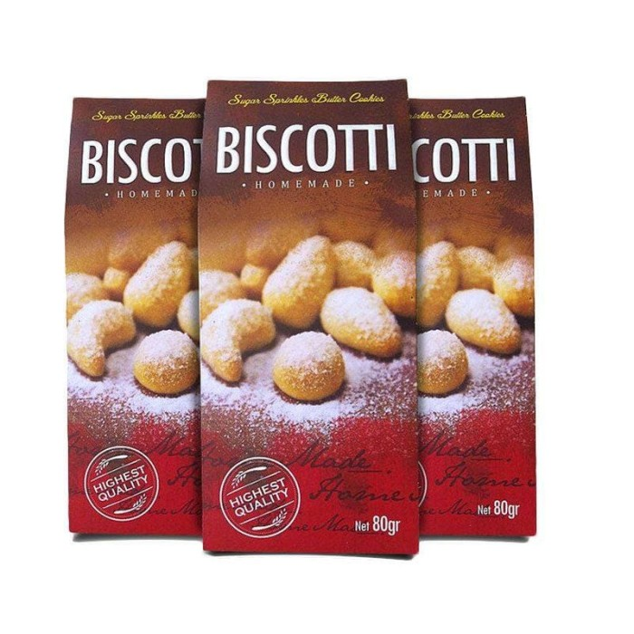 Black Series Juice Premium Rokok Elektrik Refill kemasan 1 botol x 60. Source · Biscotti Premium Butter Cookies