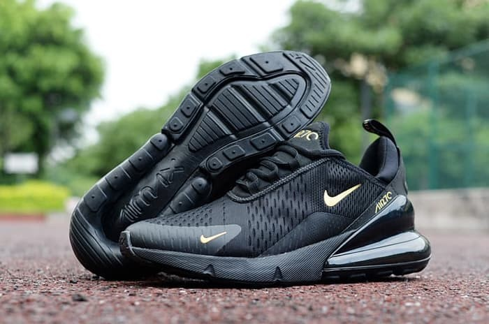 huge discount e9bc7 5baf5 Jual Nike Air Max 270 BLACK GOLD High Premium Original - Jakarta Selatan -  fashion Korea 68 | Tokopedia