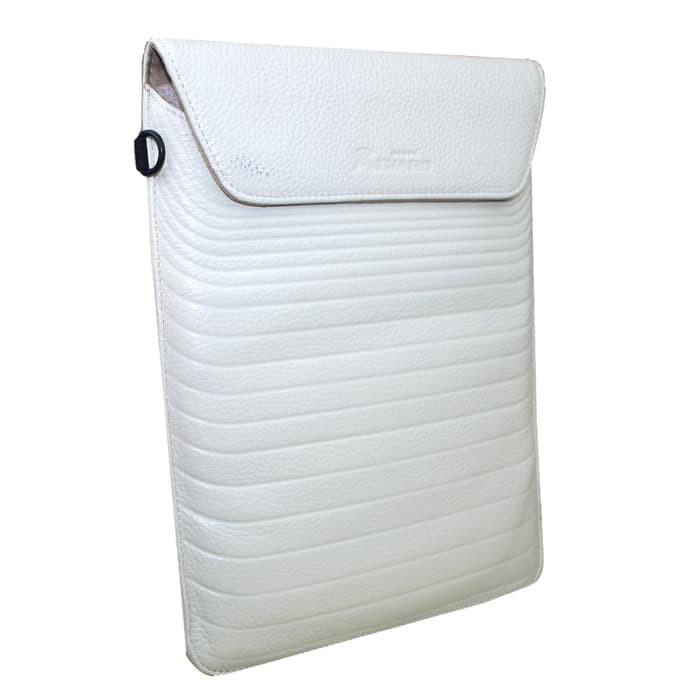 Foto Produk Tas Kulit For Ipad - White dari Pesona Suwito Abadi