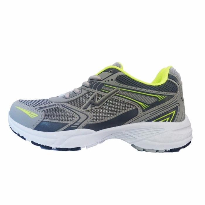 Pro ATT MC 52 Sepatu Olahraga Sepatu Lari Warna Abu Lime - Hijau muda 2a953ed86b