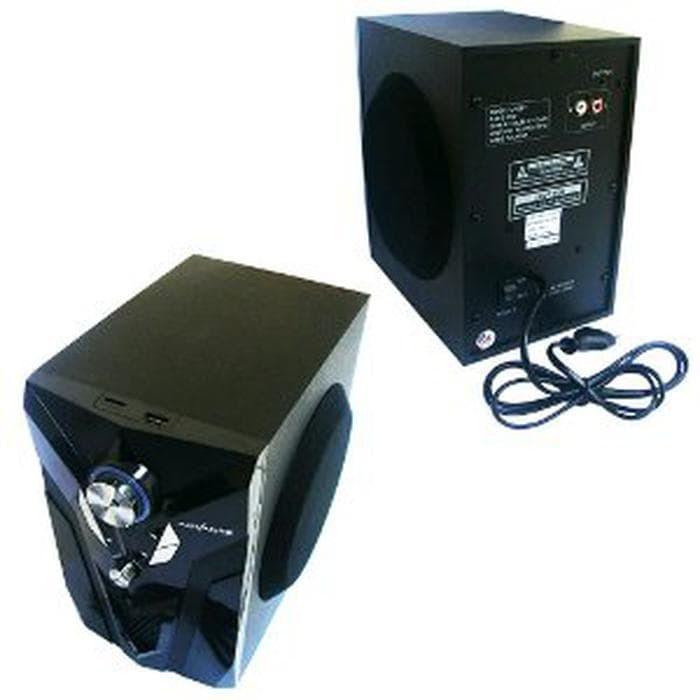 Speaker Aktif ADVANCE M10 BT
