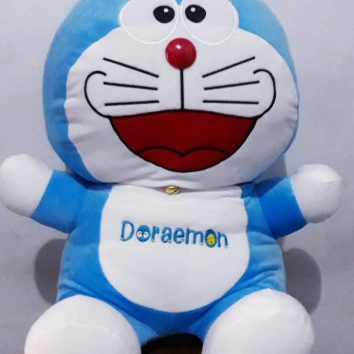 Jual Boneka Doraemon Super Jumbo Besar Lucu Ok Oke Kab Tegal Henny Boneka Tokopedia