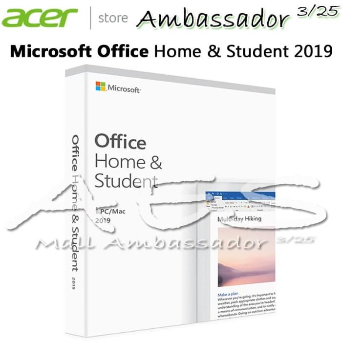 microsoft office home & student 2019 mac