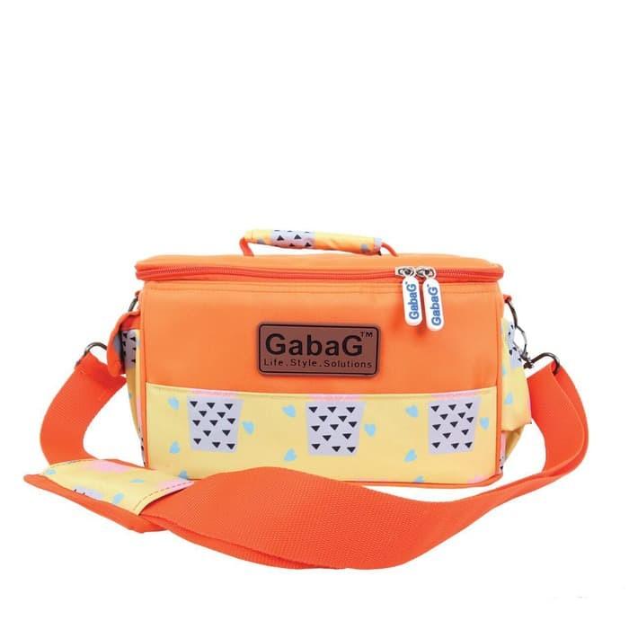 Cooler bag tas asi gabag single sling cactus