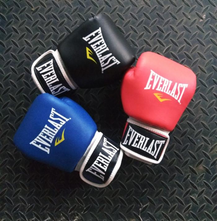 Foto Produk TERMURAH SARUNG TANGAN TINJU/ BOXING/ MMA / MUAY THAI DEWASA ANAK dari idolasport