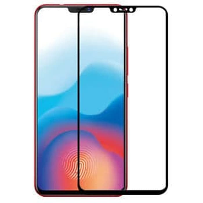 ... Color Anti gores Kaca Warna Screen Guard - Hitam tempered glass, tempered, tempered definition, tempered glass screen protector, tempered steel, ...