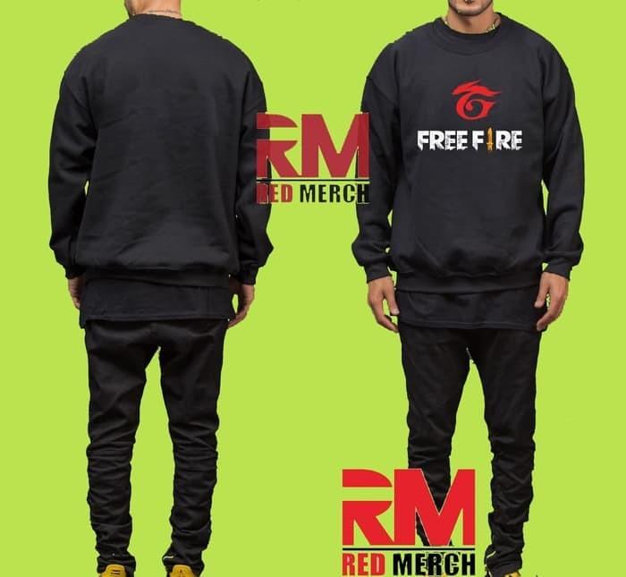 Jual Jaket Sweater Garena Free Fire - Kota Bandung - WISATA FASHION SHOP |  Tokopedia