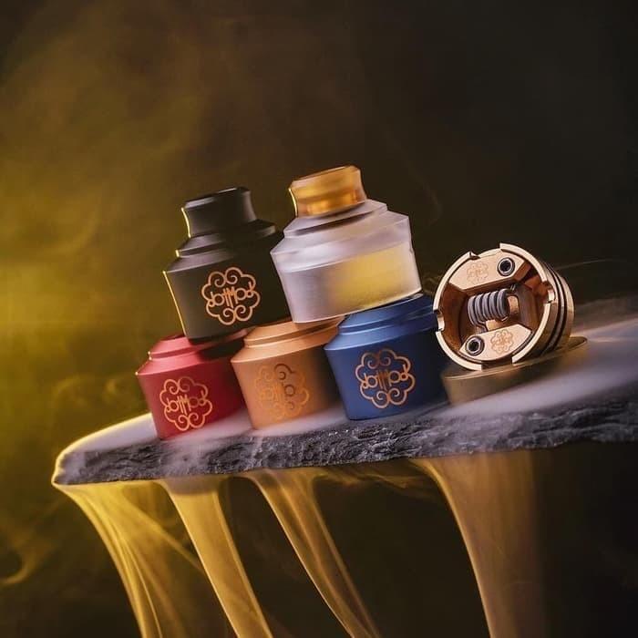 NEW RDA Dotmod Single Coil 22MM Authentic Best Flavor RDA Vape Vapor