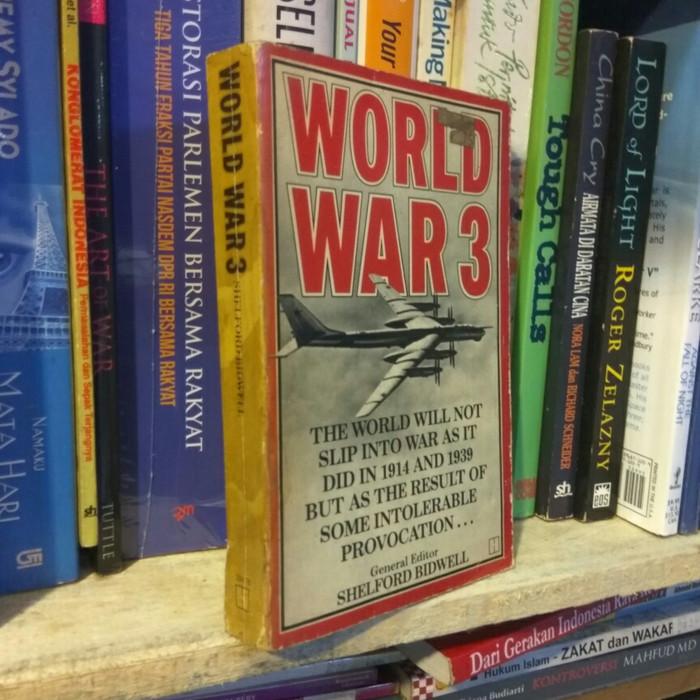 Jual Buku World War 3 by Shelford Bidwell -ORI - DKI Jakarta - Nil  BookStore | Tokopedia