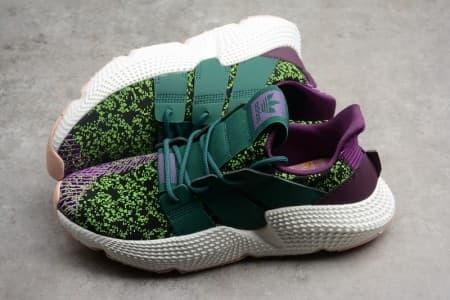 the latest b5acb ecfe8 Dragon Ball Z Adidas Prophere Cell
