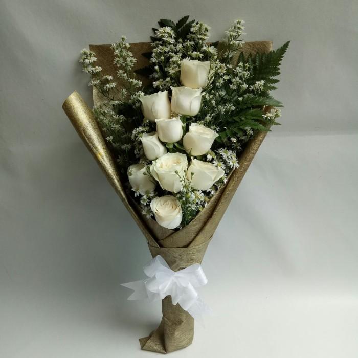 Foto Produk Bouquet | bunga | wisuda | bucket | buket | hadiah | mawar asli dari Freshcut Flower