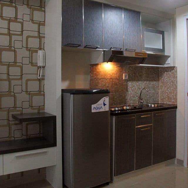 Jual Kitchenset Rumah Kabinet Dapur Interior Apartment Custom Furniture Depok Archiberta Tokopedia