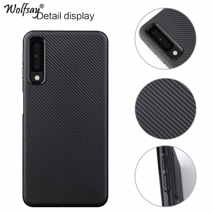 buy popular 0abab b7f37 Jual Case Samsung A7 2018 Full Carbon Casing Softcase Samsung A7 - - DKI  Jakarta - xul_shop | Tokopedia