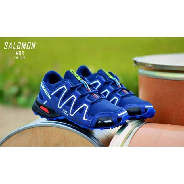 Jual SEPATU SALOMON OUTDOOR SPORT HIKING RUNNING JOGGING GRADE ... dcee145cbe