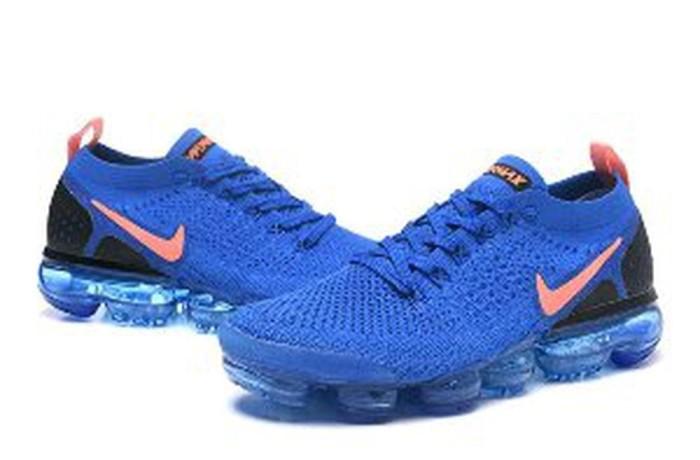 581918e692cec Jual Sepatu Nike Vapormax 2 Blue Orange - arisputra310