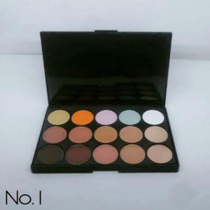 Mac 15 Colors Concealer Palette
