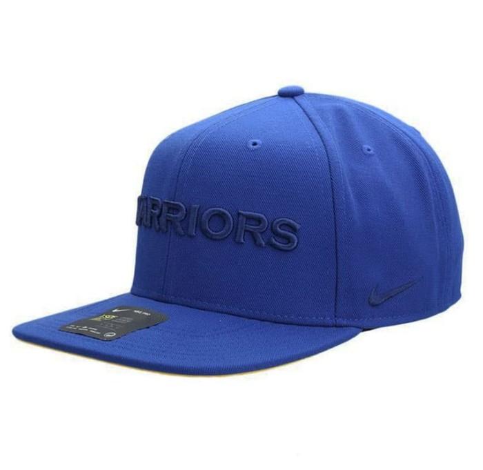 60a55c0b23a Jual Topi Nike NBA Golden State Warriors AeroBill Pro Snapback Cap ...