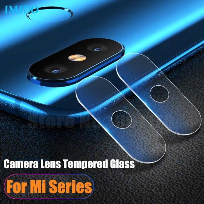 IMIDO Back Camera Lens Tempered Glass For Xiaomi Mi A2 Lite