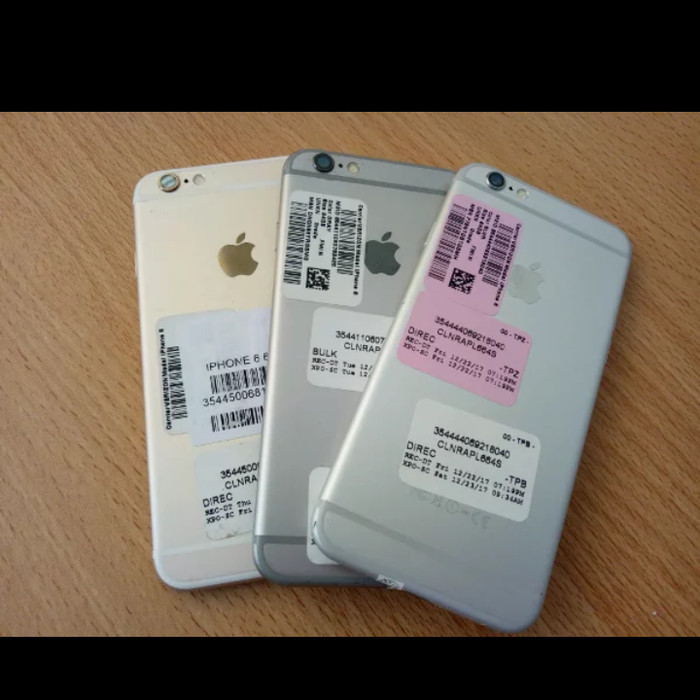 harga Iphone 6 16 gb second Tokopedia.com