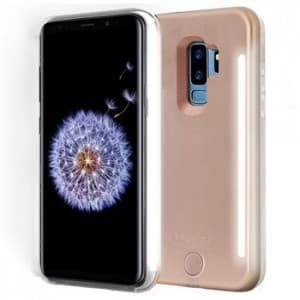 finest selection 15ab2 f45e9 Jual Lumee Selfie DUO LED Light Case for Samsung Galaxy S9 Plus + -  areahp.com | Tokopedia