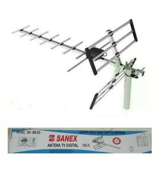 Foto Produk Antena TV Sanex Digital 889 dari KencanaKircon Elektronik