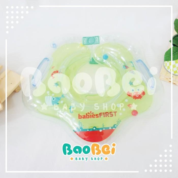 Neck Ring Baby/Pelampung Leher Bayi/Ban Renang Leher/Ban Leher Bayi