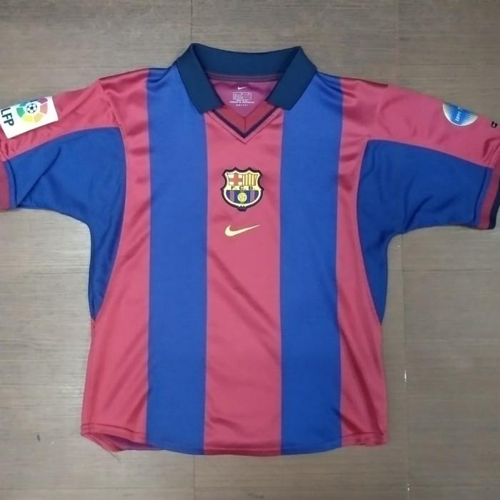 check out 7abad c17b0 Jual Jersey Original Barcelona Home 2000 - DKI Jakarta - S.A.S Store |  Tokopedia