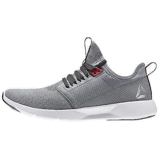 Jual  MEN  Sepatu Lari   Running Shoes Reebok Plus Lite 2.0 Grey ... 5cc953faf6