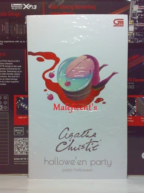 harga Hercule poirot: halloween party/pesta halloween (agatha christie) Tokopedia.com