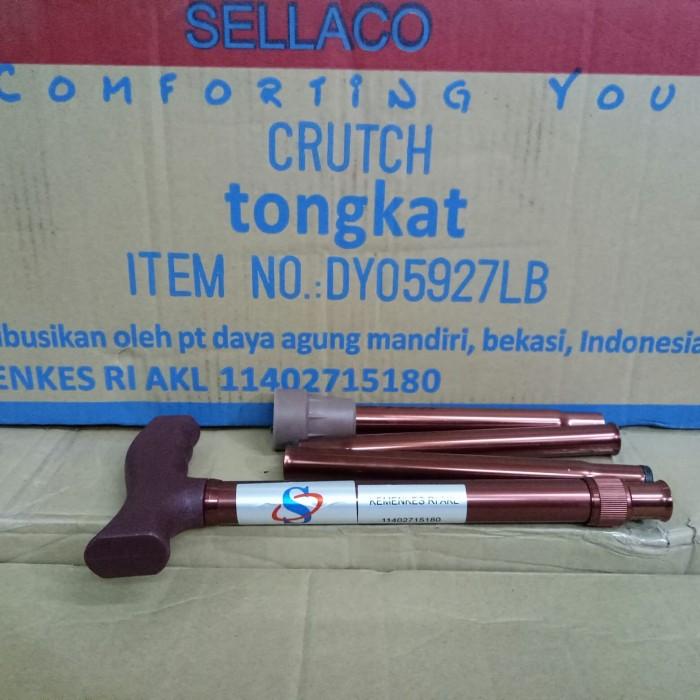Foto Produk Tongkat Lipat Sella/Tongkat Lipat Murah/Tongkat bantu Jalan dari Medisa Alkes