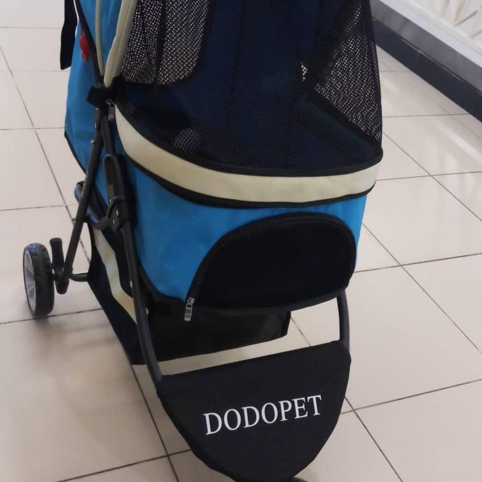 harga Pet Stroller 3 Roda Tokopedia.com