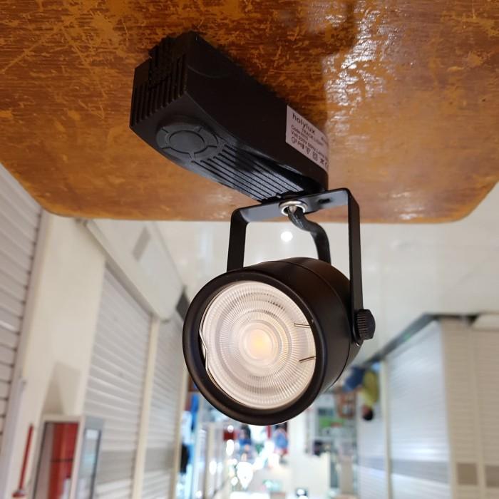 Foto Produk Lampu Sorot LED / Lampu Spot Light Hitam MURAH !! ( REL / TRACK Mr16 ) - Kuning dari Kiki Elektrik