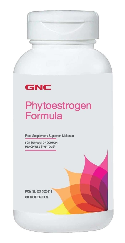 GNC Phyto Estrogen Formula 60 kapsul lunak 149320