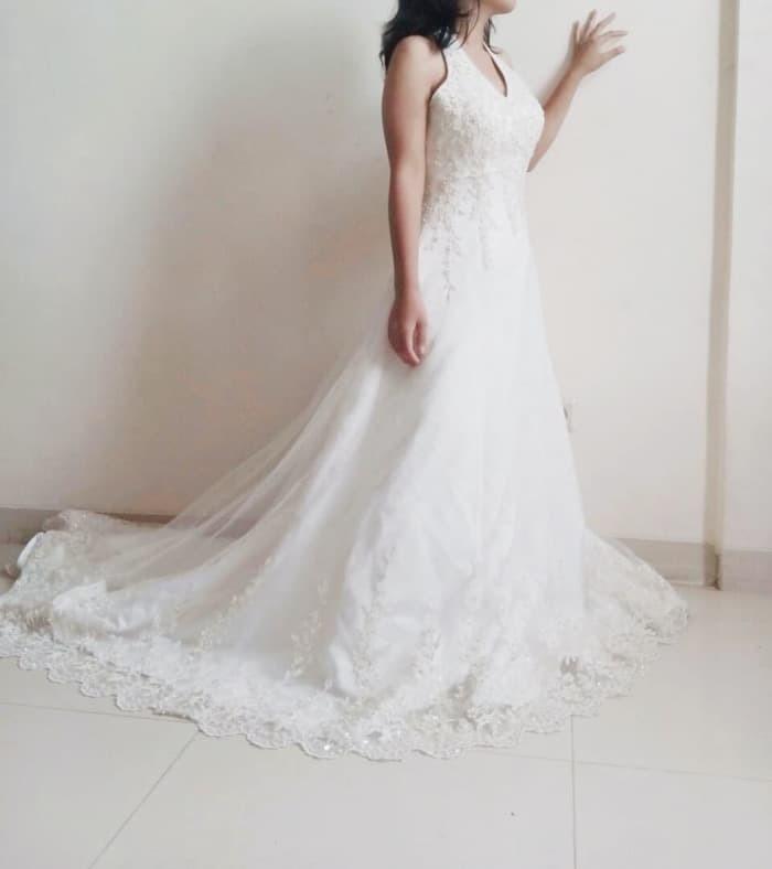 Jual Prented Play Wedding Dress Gaun Pengantin Eropa