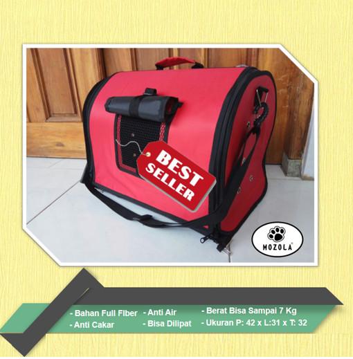 Harga Jual Anti Cakar Tas Travel Untuk Bawa Kucing Pet Cargo Carrier ... 90696724d43b9