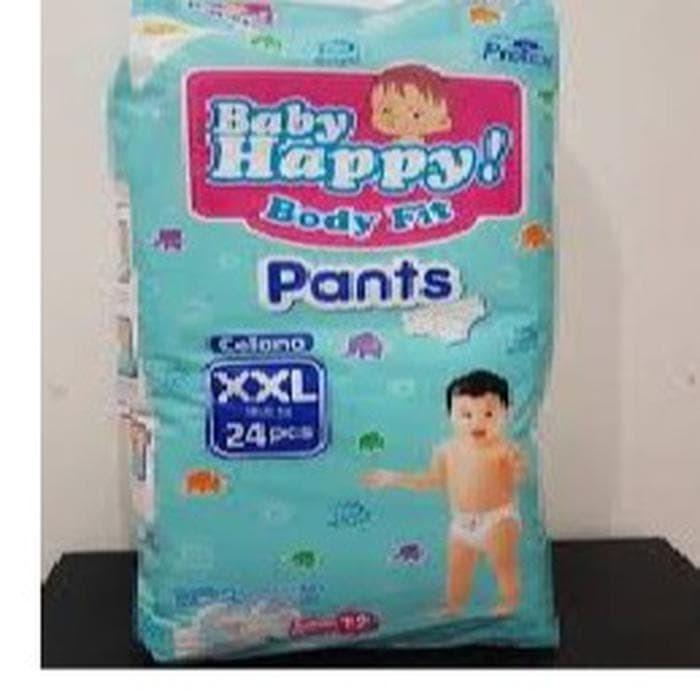 Baby Happy Body Fit Pants Popok Anak Dan Bayi Size XL - Murah