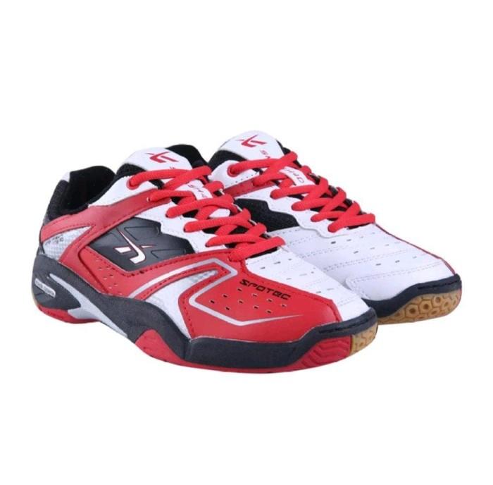Jual Paling Kualitas Sepatu Badminton Spotec Double Hit Bulutangkis ... 9e8636b3a9