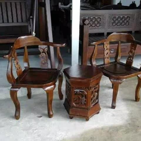 500+ Kursi Kayu Garengan HD