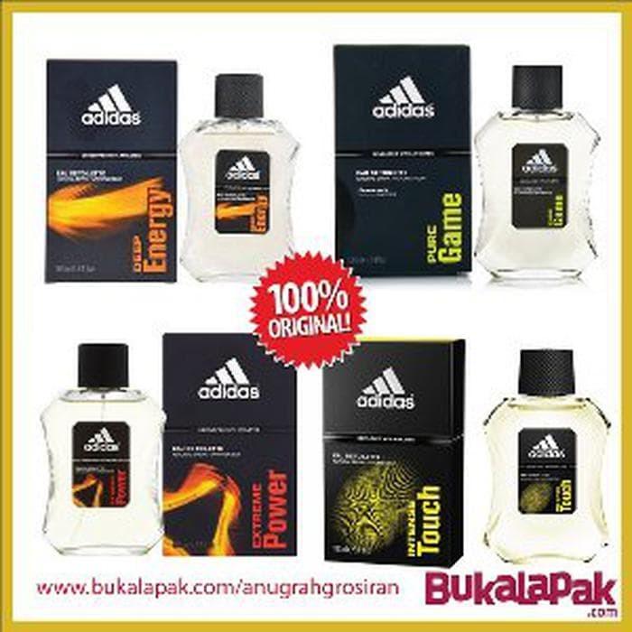 Adidas Original Pure Game Parfum Pria Edt 100 Ml Daftar Update