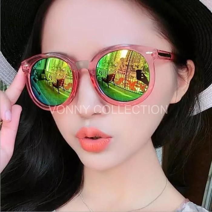 Fashionity Candy Sunglasses Mn5016 Pink Kacamata Wanita - Theme Park ... 793bc33638