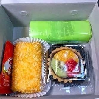Jual Jual Kue Basah Murah Snack Box Isi 3 Kota Surabaya Pusat Peralatan Kue Tokopedia