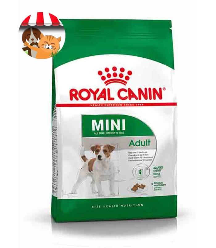 harga Royal canin mini adult 2kg - makanan anjing ras mini Tokopedia.com