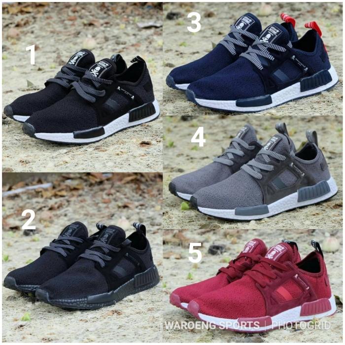 new arrival a6d0e 4111d Jual Sepatu Adidas NMD R1 Mastermind Japan Boost Cowok Cowo Sport Men Shoes  - Jakarta Pusat - WaroengSports   Tokopedia