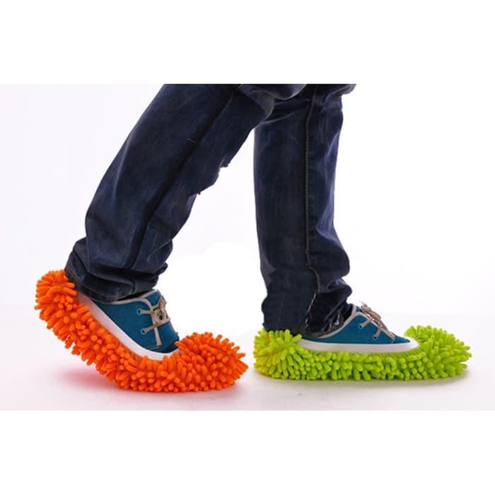 Kain Pel Microfiber Sarung Kaki Sepatu (Pel Kaki)